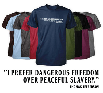 Dangerous Freedom over Peaceful Slavery