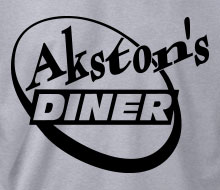 Akston's Diner (Round) - Polo