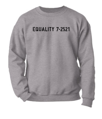 Equality 7-2521 (Anthem) - Crewneck Sweatshirt