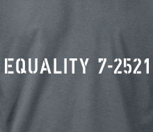 Equality 7-2521 (Anthem) - Ladies' Tee