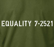 Equality 7-2521 (Anthem) - T-Shirt