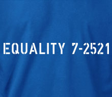 Equality 7-2521 (Anthem) - Long Sleeve Tee