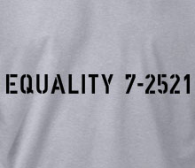 Equality 7-2521 (Anthem) - Hoodie