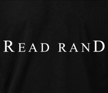 Read Rand - T-Shirt