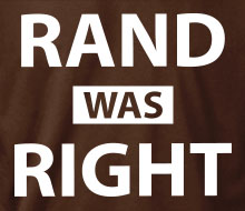 Rand was Right - Hoodie