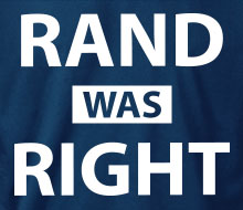 Rand was Right - Ladies' Tee