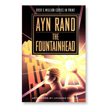 The Fountainhead [Paperback]