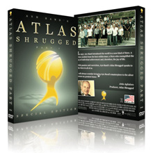Atlas Shrugged Part 1 DVD: Special Edition
