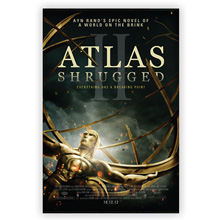 Official Atlas Shrugged Part II Movie Poster