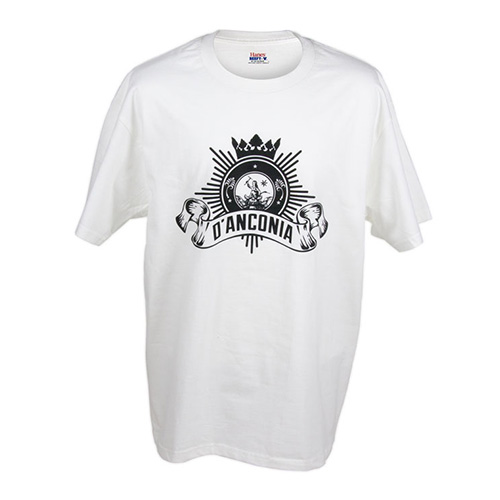 Official d'Anconia Copper T-Shirt (White)