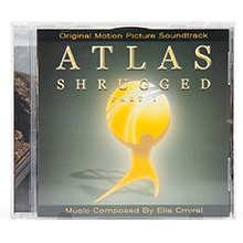Atlas Shrugged Part I: Soundtrack (CD)