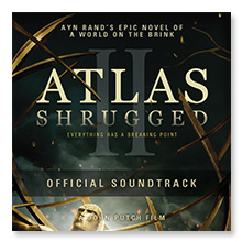 Atlas Shrugged Part II: Soundtrack (CD)