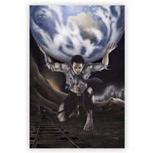 "Rand's Atlas (24""x36"" Poster)"
