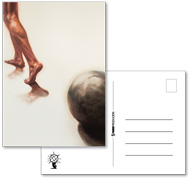 Atlas Shrugged Postcard