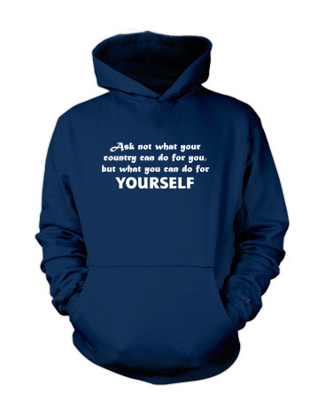 Do For YOURSELF (Text Only) - Hoodie