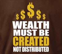 Wealth Must Be Created - Hoodie