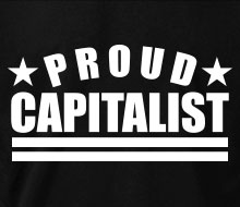 Proud Capitalist - Polo