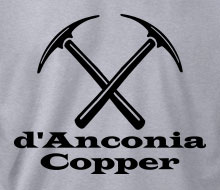 d'Anconia Copper - Hoodie