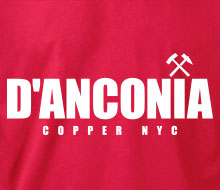 d'Anconia Copper (Simple Logo) - Hoodie