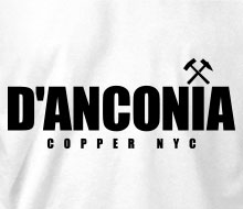 d'Anconia Copper (Simple Logo) - Polo