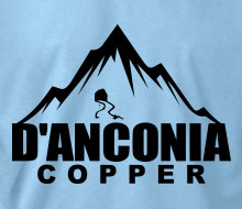 d'Anconia Copper (Mountain) - Ladies' Tee