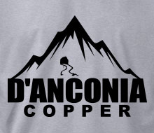 d'Anconia Copper (Mountain) - Hoodie