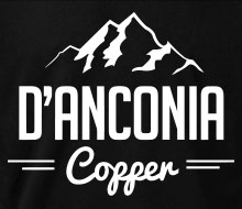 d'Anconia Copper (Mountain Range) - Long Sleeve Tee