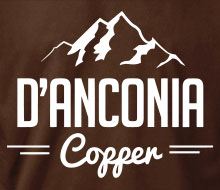 d'Anconia Copper (Mountain Range) - T-Shirt