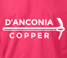 d'Anconia Copper (Long Pickaxe)