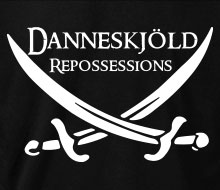 Danneskj�ld Repossessions (Swords) - T-Shirt