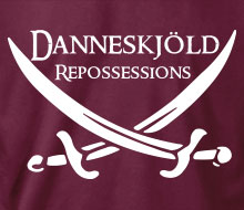 Danneskj�ld Repossessions (Swords) - Long Sleeve Tee