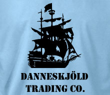Danneskjöld Trading Co. - Ladies' Tee