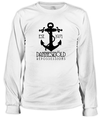 Danneskjöld Repossessions (Anchor) - Long Sleeve Tee