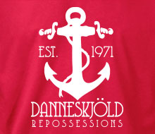 Danneskjöld Repossessions (Anchor) - Crewneck Sweatshirt