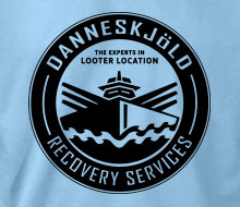 Danneskj?ld Recovery Services - T-Shirt