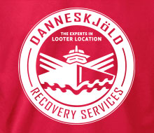 Danneskj�ld Recovery Services - Long Sleeve Tee