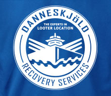 Danneskj�ld Recovery Services - Hoodie