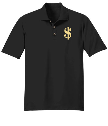 Sign of the Dollar - Polo