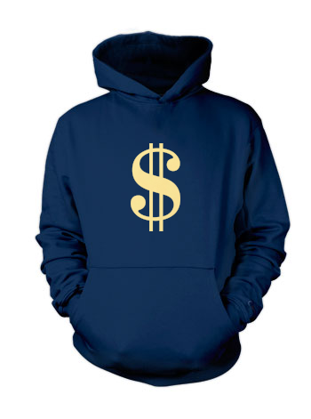 Sign of the Dollar - Hoodie