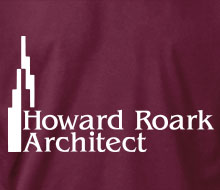 Howard Roark, Architect (Skyline) - T-Shirt