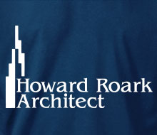 Howard Roark, Architect (Skyline) - Crewneck Sweatshirt