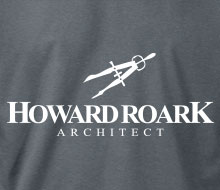 Howard Roark, Architect (Drafting Compass) - T-Shirt