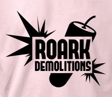 Roark Demolitions (Dynamite) - Ladies' Tee