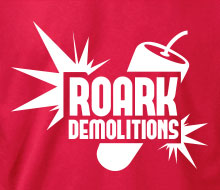 Roark Demolitions (Dynamite) - T-Shirt