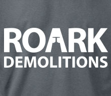 Roark Demolitions (Detonator) - T-Shirt
