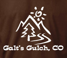 Galt's Gulch, CO - T-Shirt