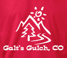 Galt's Gulch, CO - Long Sleeve Tee