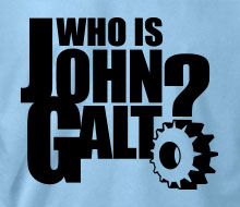 Who is John Galt? (Gear) - Long Sleeve Tee