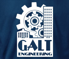 Galt Engineering - T-Shirt