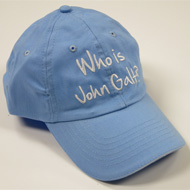 Who is John Galt? Baby Blue Hat